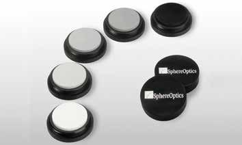 Zenith Polymer Diffuse Reflectance Standards SphereOptics' diffuse 99 % reflectance standard is used industry-wide for calibration of sphere systems, photometers, optical equipment, and