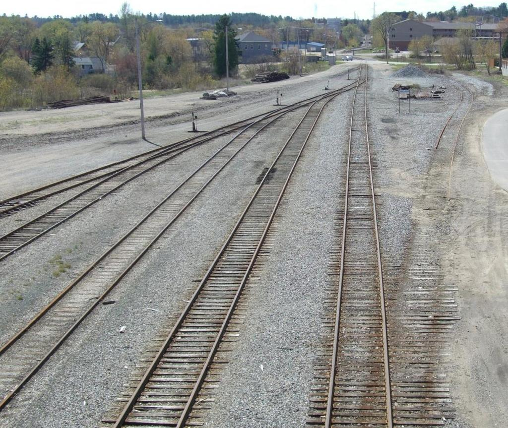 Some rail users might ship more freight by rail if certain changes were