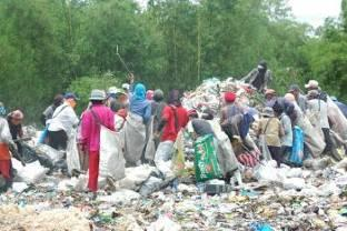 additional income Wastepickers at the