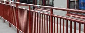 Anti-Bacterial Powder Coating We recommend our special anti-bacterial powder coating for heavy traffic environments, such as schools, libraries, museums and other communal buildings.