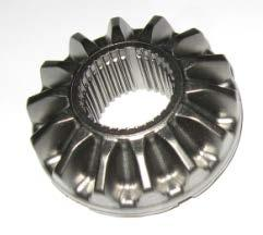 Unique Powder Metal Technology Capability Sinter Forged Differential
