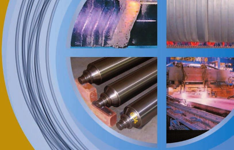 We also service and manufacture complete roll
