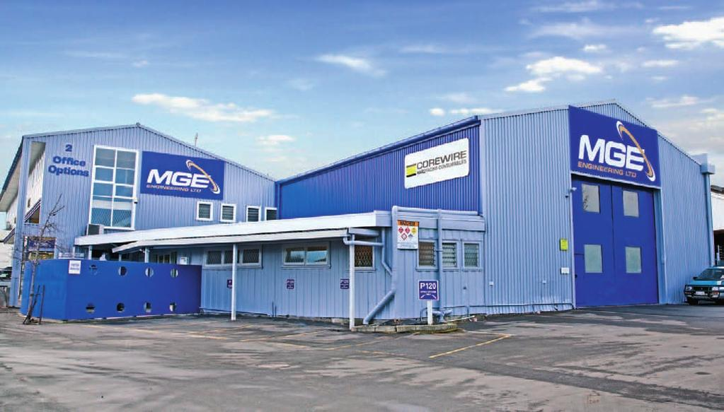 We are now based in purpose built premises in Penrose, Auckland.