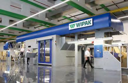 Impressively Sustainable Wipak ProDirect Our innovative ProDirect technology directly helps to reduce production and product-related carbon emissions.