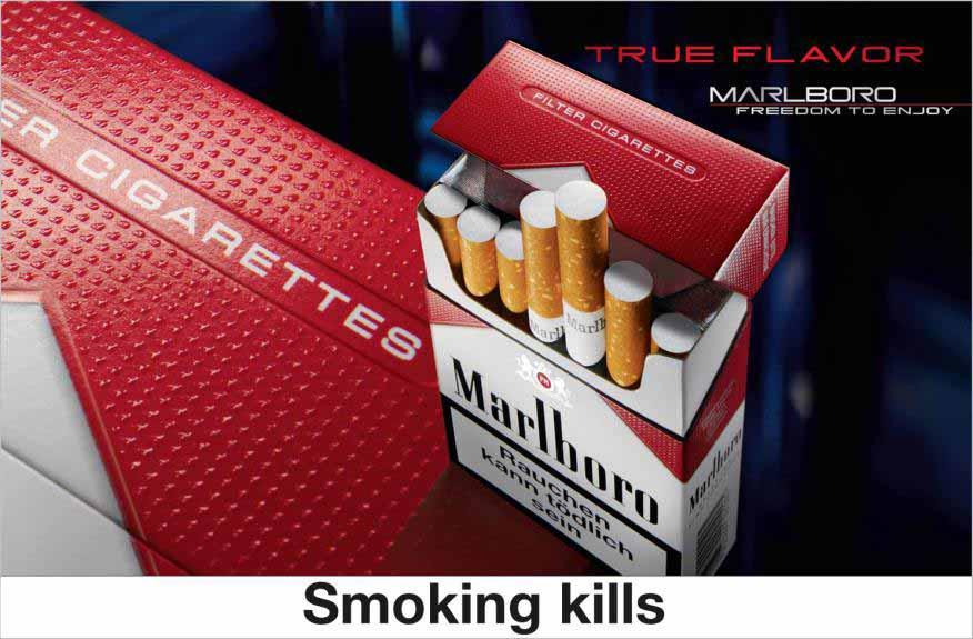 Marlboro Flavor: Superior Tobacco Taste Satisfaction