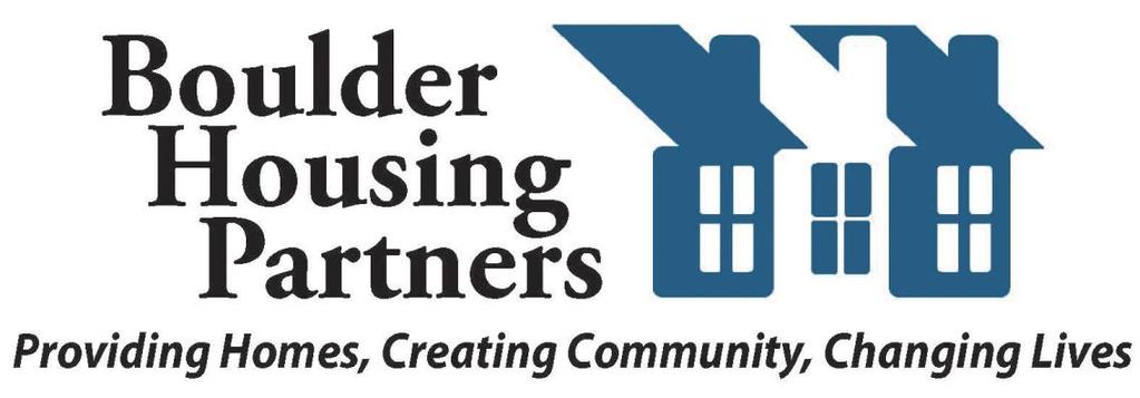 HOUSING AUTHORITY OF THE CITY OF BOULDER (dba Boulder Housing Partners) SOLICITATION TYPE: DESCRIPTION: Request For Proposals Paperless Invoice Automation Software ISSUE DATE: 04/03/2018