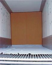 B U F F E R S INSULATING CARGO HANDLING & PROTECTION SOLUTIONS Low-Cost Solution Enables Consolidation of Both Chilled and Frozen Products in the Same Container or Trailer.