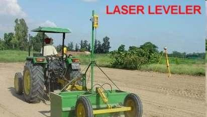 2 nd Generation Farm Mechanization (RCTs) CONSERVATION OF IRRIGATION WATER THROUGH LASER LAND LEVELING Larger plot size and better water use efficiency Better crop stand and lesser weeds Better