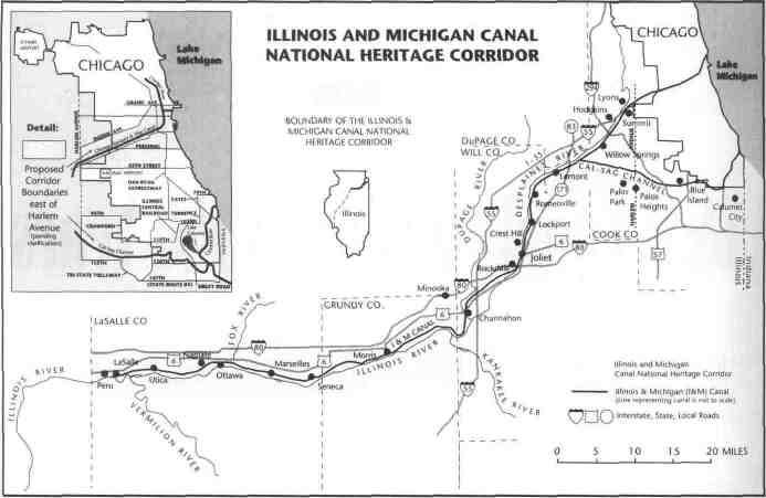 1.0 EXECUTIVE SUMMARY 1.1. Project Background Will County has always been at the crossroads of North American trade, starting with the early river trade on the I & M Canal in the 1800s and through