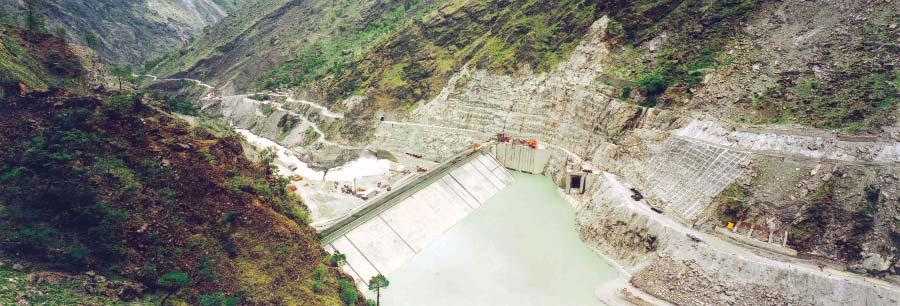 Project Idea Note for 10 hydro projects under different stages of construction/ clearances namely Kishanganga, Pakaldul, Teesta- IV, Bursar, Chungar Chal, Garba Tawaghat, Khartoli Lumti Tulli,