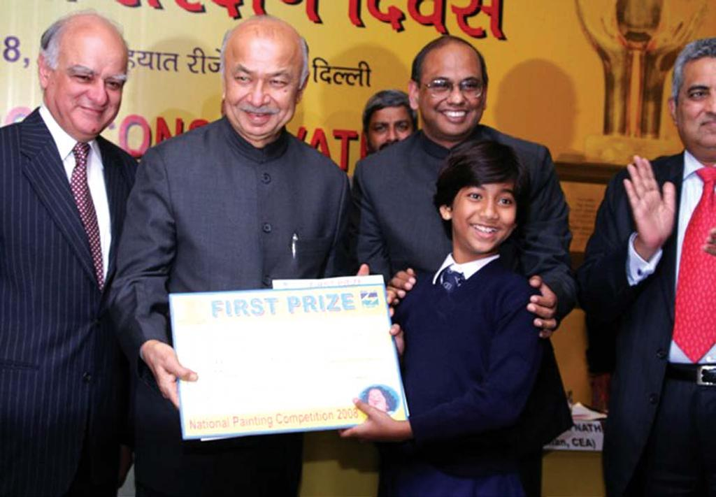 Shri Sushilkumar Shinde Minister of Power, giving away the prize on National Energy Conservation Day, 14th Dec, 2008 Target of Avoided Capacity during XI plan: 500 MW 4 Agricultural (Ag DSM) and