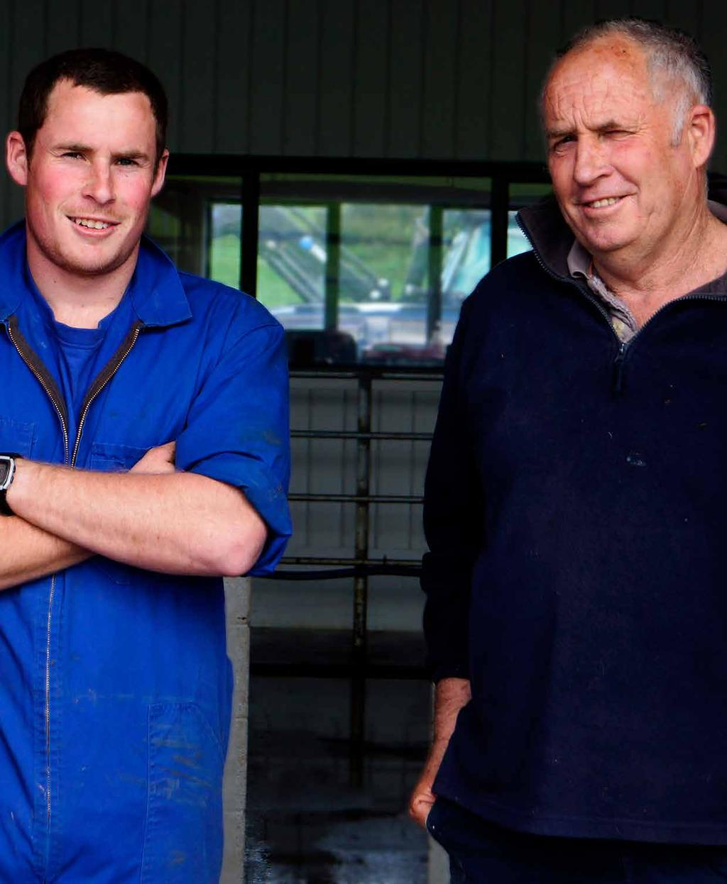 Gavin and Susan Weal along with their son Stuart run a 180 cow dairy farm close to Te Awamutu, and since installing the Lely Astronaut A4 robotic milking system, have been experiencing a new way of