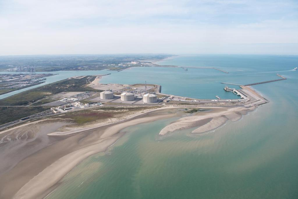CALL FOR MARKET INTEREST NOTICE Dunkerque LNG SAS Terminal méthanier de Dunkerque 5100 Route de la Jetée du Clipon CS 20150 59792 Grande Synthe