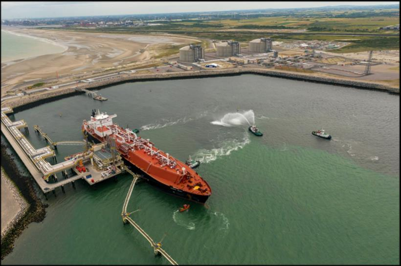 1. FOREWORD Dunkerque LNG, a subsidiary owned 65.01% by EDF SA, 25.00% by Fluxys and 9.