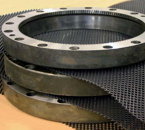 Separator Mesh Separator meshes are designed to prevent damage to the machined faces of components in transit and storage.