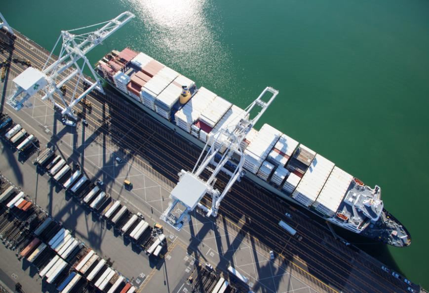 SSAT Joint Venture Matson s 35% interest in leading U.S. West Coast terminal operator Services Vessel stevedoring, terminal services, container equipment maintenance, chassis pools, on-dock rail