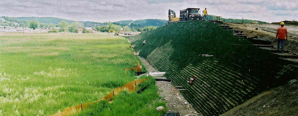 BASE SLIDING refers to the outward movement of the bottom of the retaining wall as a result of the lateral forces generated by earth pressure and, if present, water pressure.