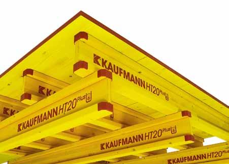 Features Globally recognised quality is the internationally recognised brandname for concrete formwork beams of the Mayr-Melnhof Kaufmann Group.
