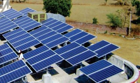 Sector Training of Trainers on Solar Rooftop