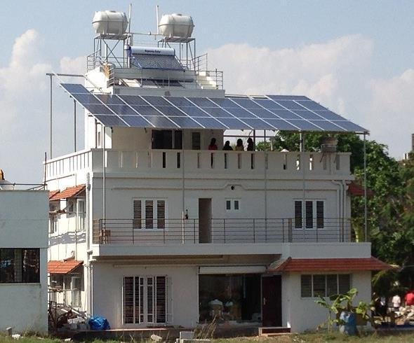 Solar PV Rooftop Creating an enabling ecosystem for the uptake of solar PV rooftop Policy &