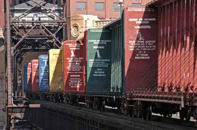 Freight moved by water, 2012 Type millions of tons largest commodities Lake export 56.2 Taconite, coal Lake import 4.8 Coal River Grain, 5.6 export petroleum River Aggregate, 5.