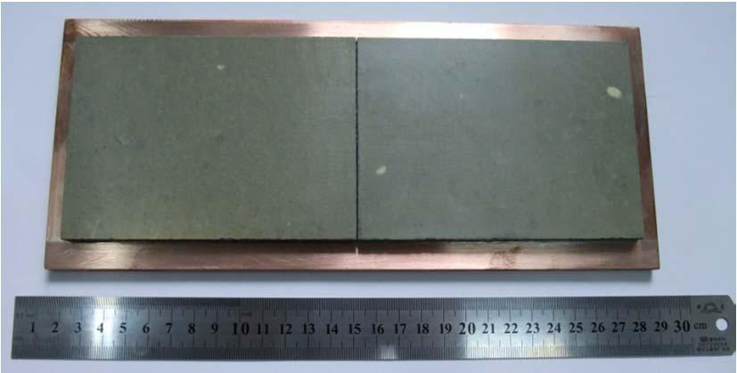 ceramic sputtering target Single phase structure Ultrahigh density