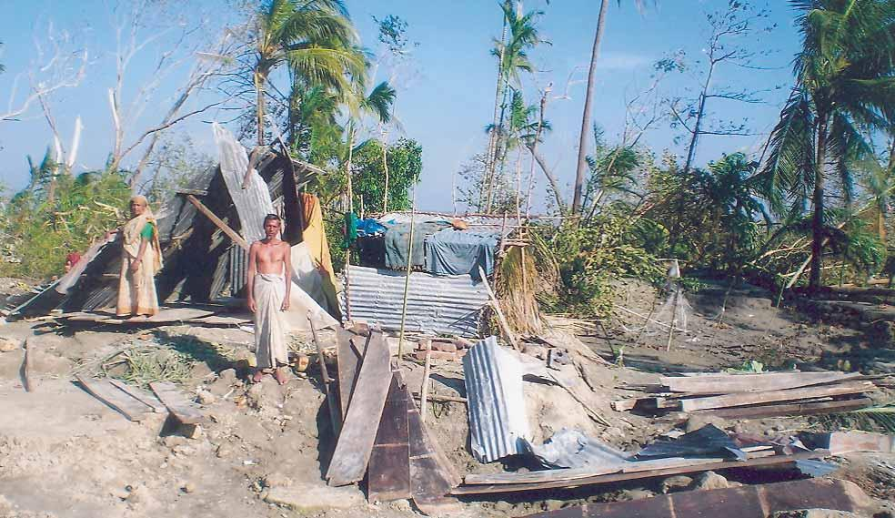 Community Climate Change Programme Bangladesh is one of the most vulnerable countries to the impacts of climate change and the poor people of the country are largely and seriously vulnerable to this