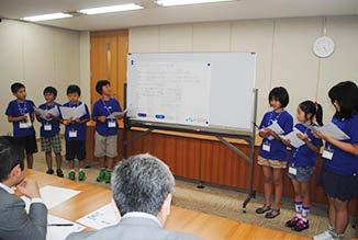 ITOCHU operates the Eco Shop by utilizing the expertise in environmental education it has developed through the MOTTAINAI Campaign, a global environmental effort in which ITOCHU participates.