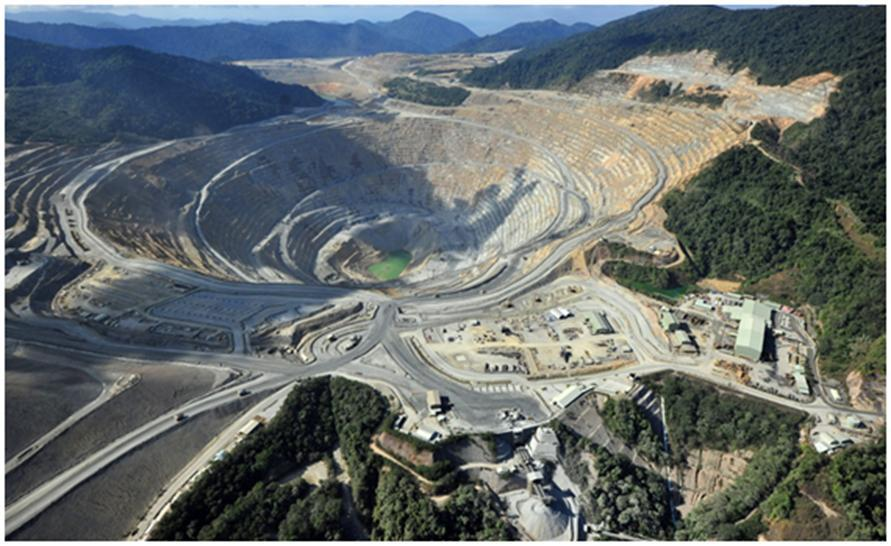 Mine Copper Gold Proved Reserves 2.6 bil lbs 2.7 mil oz Resources 10.3 bil lbs 13.9 mil oz 2015 Production Facilities 239.