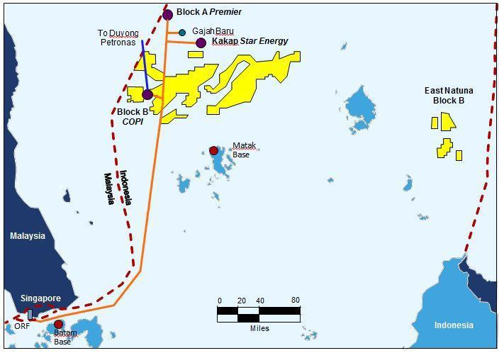South Natuna Sea Block B (SNSB) Enhancing capabilities through the integration of world-class offshore operations.
