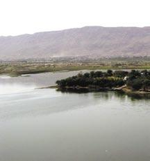 Nearly 30% of the population of the city resides within the catchment area of the lake. Anasagar Lake is highly degraded because of pollution from various point and non point sources.