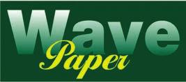 CONTACT DETAILS Wave Paper T +27 (0)31 705 3344 E info@wavepaper.co.