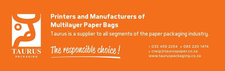 Bags, modified/controlled atmosphere Bob Cork Agencies BRE Packaging Innovation Geiger & Klotzbücher Prac-Pak Trempak Bags, paper Antalis South Africa Bidvest Packaging Bob Cork Agencies Future