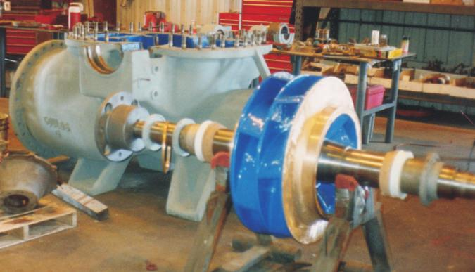 FGD systems scrubbers centrifuges cooling towers containment dikes troughs spillways propellers kort nozzles bow thrusters rudders struts hull fairing A recognized world leader in developing advanced