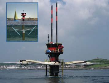 energy focus Wave / Tidal Energy توليد الطاقة بواسطة األمواج والمد والجزر Marine Current Turbines enters partnership with Canadian resources company to develop tidal energy project in Nova Scotia