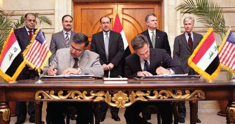 country / regional reports The Government of Iraq signs nearly US$ 3 billion power generation agreement with GE Energy The Iraqi Ministry of Electricity and GE Energy announced in mid December 2008