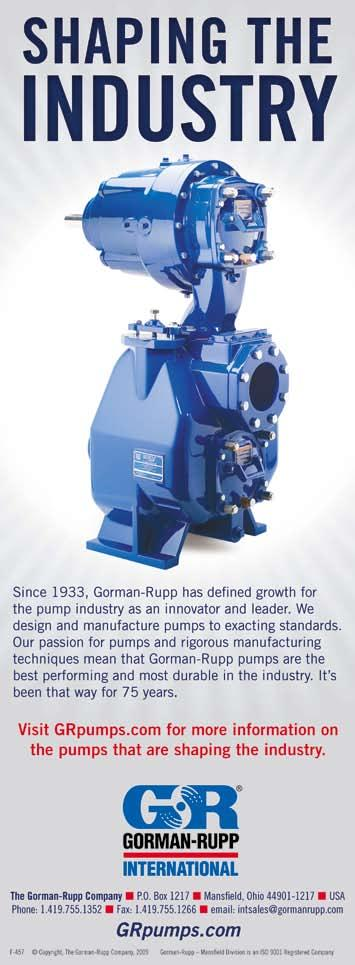 أخبار صناعية املضخ ات ولوازمها Pumps & Accessories Hydraulic drive salt water pump The new Aussie Poly Pump hydraulic drive pumps are perfectly suited to pumping salt water Refer to RIN 25 on page 88