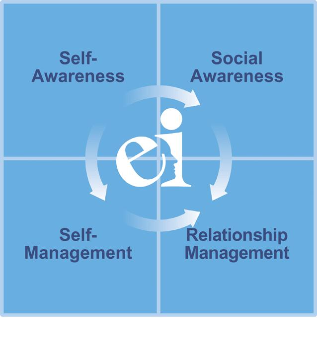 ESCI - University Edition Self-Awareness Emotional Self Awareness Self-Management Achievement Orientation Adaptability Emotional Self-Control Positive Outlook Social-Awareness