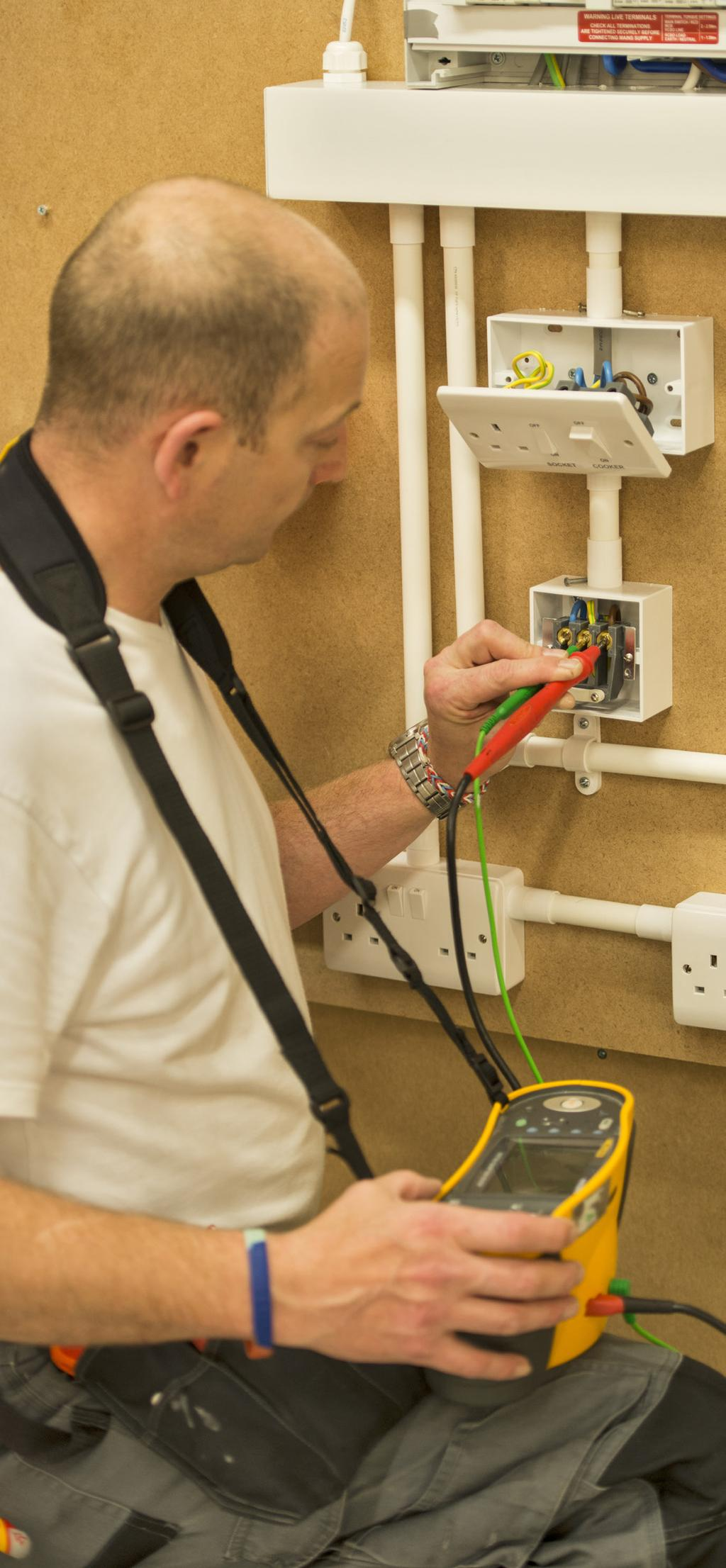 A Guide To Our Training Courses And Premises Pdf Electrical Wiring Course Domestic Electrician 15 Days 1700 Incl Vat City Guilds Work This Qualification