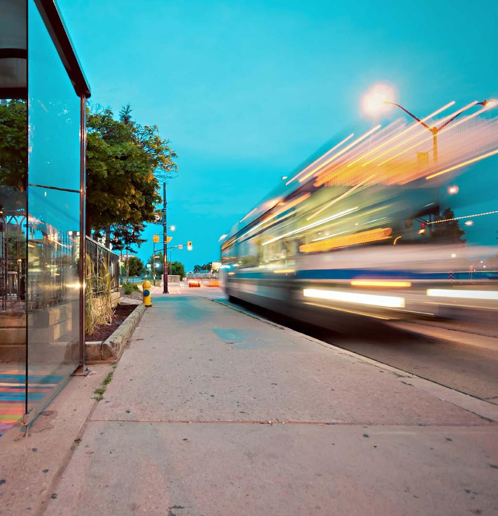 DRIVE YOUR DATA FORWARD AUTOMATIC PASSENGER COUNTING SOLUTIONS For Transit Buses