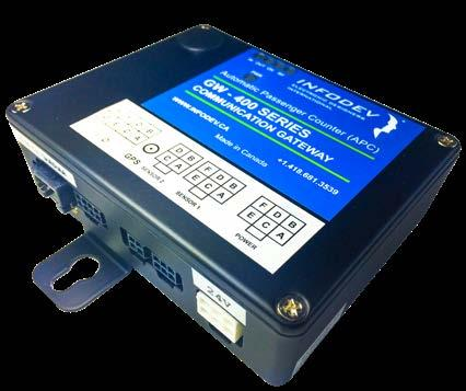 Its built-in power supply can adapt to a wide range of voltages.