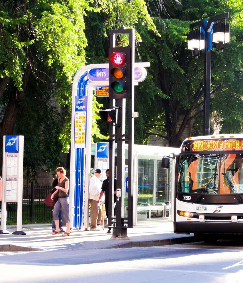 Automatic Passenger Counting For Transit Buses INFODEV offers a complete