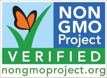 02/10/2018 For a full listing of verified products see www.nongmoproject.