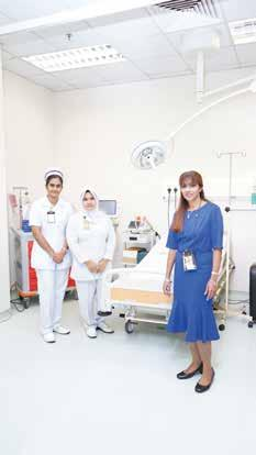 She subsequently pursued a one-year fellowship at the Queen Elizabeth Hospital, Birmingham and went on to obtain a fellowship in Neurology from the Ministry of Health, Malaysia. Dr.