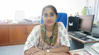 Research Personality: Dr. Shanthi Viswanathan Please share with us your experience in research.