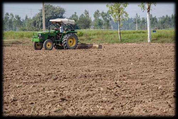 HARYANA #1 IN PRODUCTION OF PASSENGER VEHICLES & MOTORCYCLES IN INDIA Leading producer of tractors and excavators Highest basmati rice exporter from India Highest concentration of BPO workforce in
