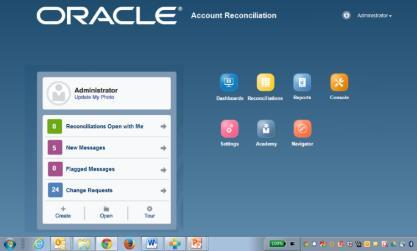 Account Reconciliation Cloud Service Be Efficient Financial Close Cloud Service What do you need to do or find?