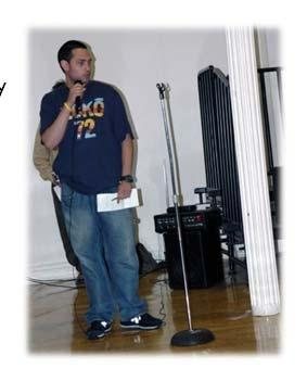 Public hearing good practices Provide microphones Suggest that speakers identify themselves