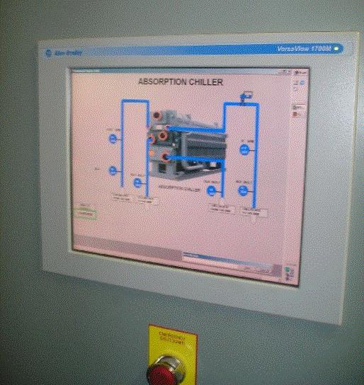 PLC Controls Integrated with GT