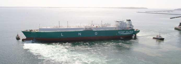 MANAGEMENT SERVICES WORLD RECORDS Tellier was operated until 2012 by GAZOCEAN and performed during her